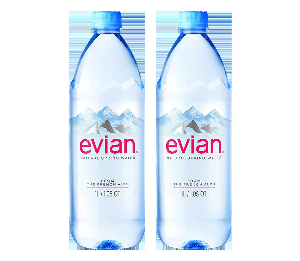 Evian 1Ltr